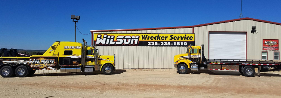 Home Wilson Wrecker Service Abilene Sweetwater Towing Accident Recovery Roadside Assistance